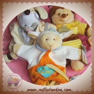 Marionnettes Doudou et compagnie, Milledoudou